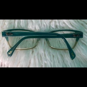 Ray-Ban Accessories - Ray-ban glasses blue taupe Rx